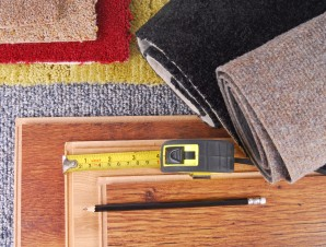 carpet and laminate